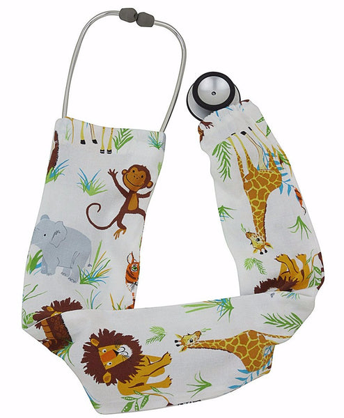 Stethoscope Cover Safari Jungle