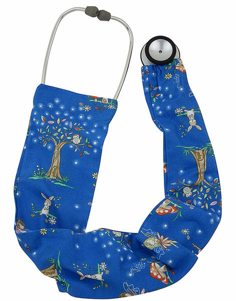 Stethoscope Socks Woodland Fairies