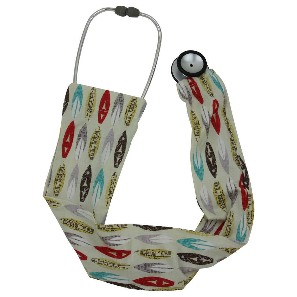 Stethoscope Covers Surfboards