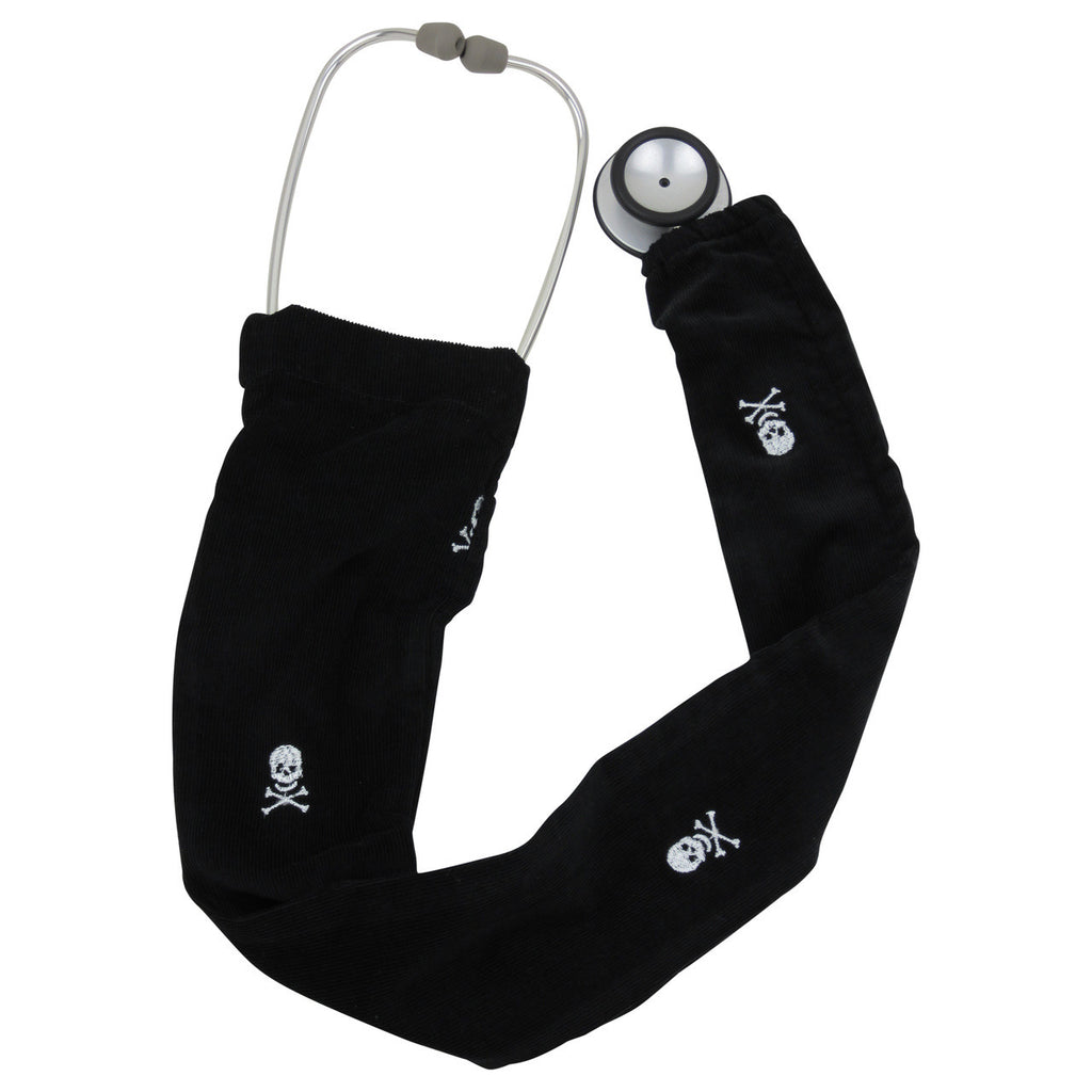 Stethoscope Covers Skulls and Bones