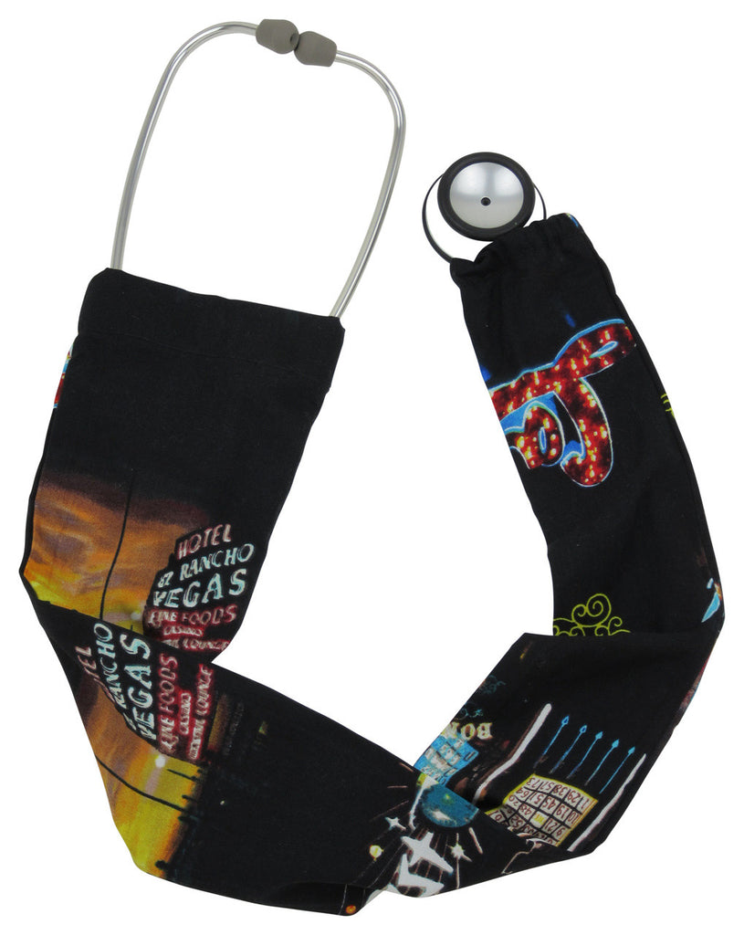 Stethoscope Covers Las Vegas Blvd