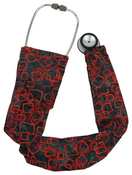 Stethoscope Covers Red Hope
