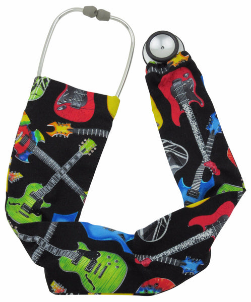Stethoscope Covers Electric Guitars