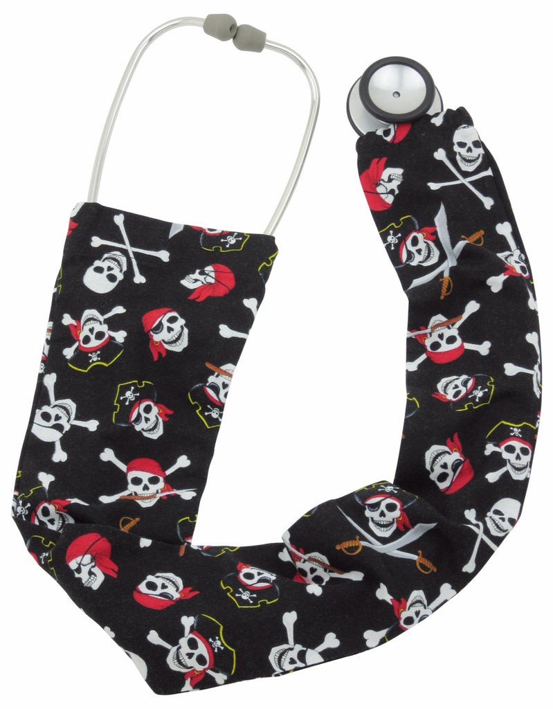 Stethoscope Cover Jolly Rodgers / Pirates