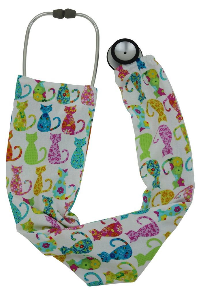 Stethoscope Covers Calico Cats