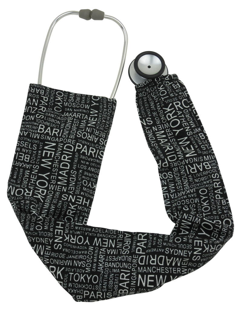 Stethoscope Covers World Cities