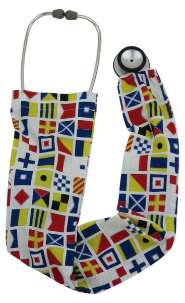 Stethoscope Socks Code Flags