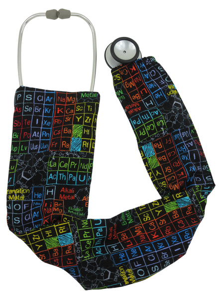 Stethoscope Covers Scientific Elements