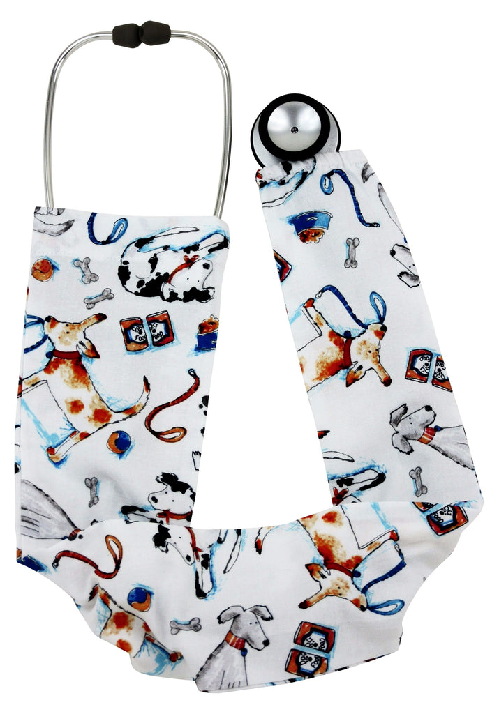 Stethoscope Covers Modern Dogs