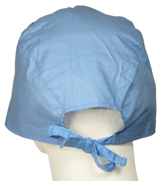 XL Surgical Cap Candy Blue