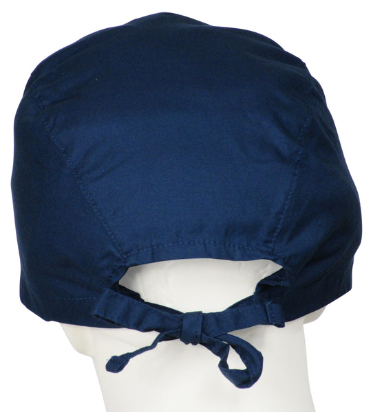 XL Surgical Cap Deep Navy