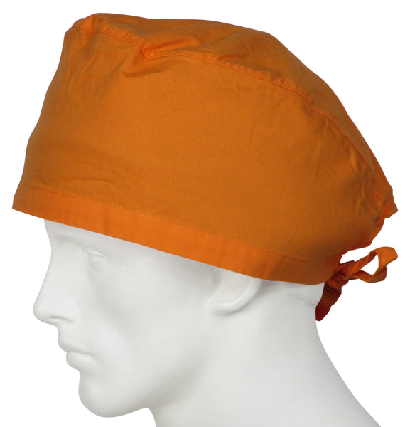 XL Surgical Hat Sunrise Orange