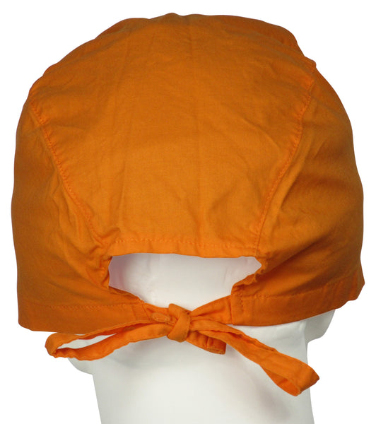 XL Scrub Hat Sunrise Orange