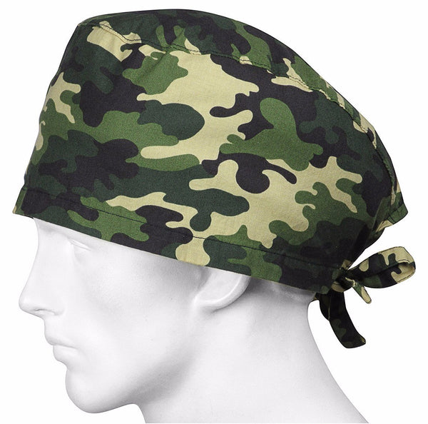 Surgical XLarge Caps Military Grade