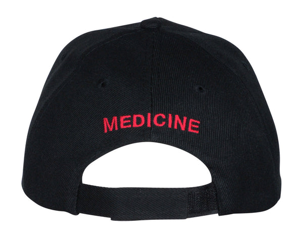 Caduceus Baseball Caps