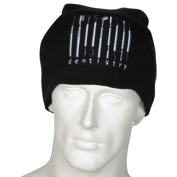 Dentistry Tools Beanie Long