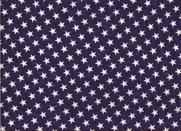 Close-up Fabric USA Stars