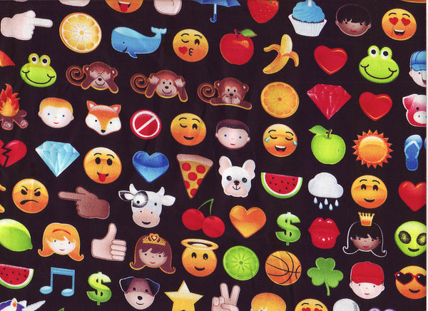 Big Close-Up Emojis