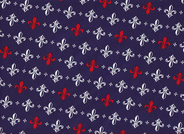 Close-up Stethoscope Covers Fleur De Lis