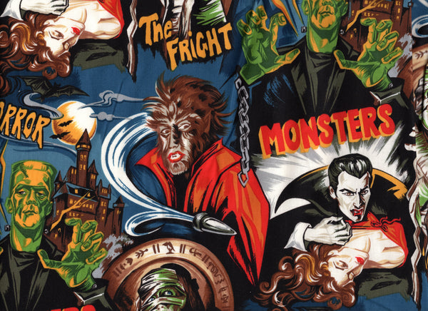 Close Up Fright Night