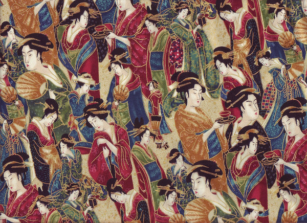 Close-up Fabric Imperial Dynasty