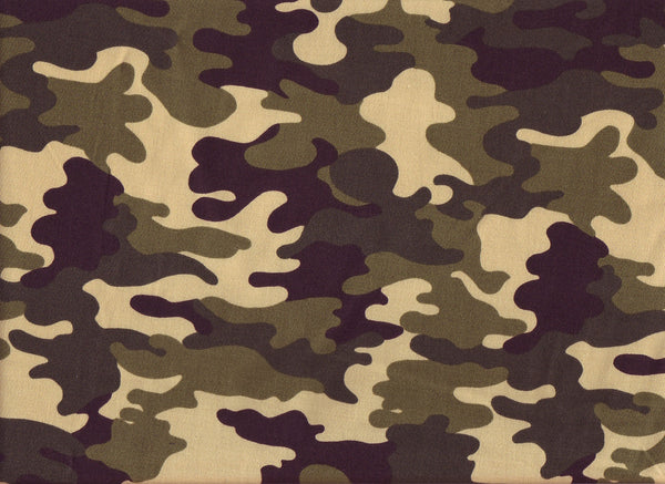 Close-up Fabric XLarge Military Grade