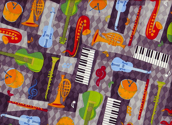 Close-up Stethoscope Covers Modern Jazz