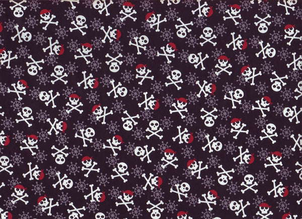Close-up Fabric Pirate Mates