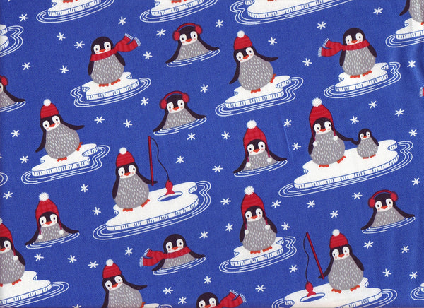 Close-up Scrub Hats Polar Penguins
