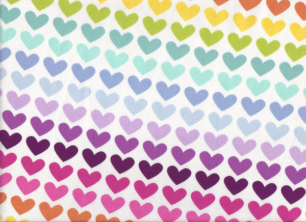 Close-up Showtime Hearts