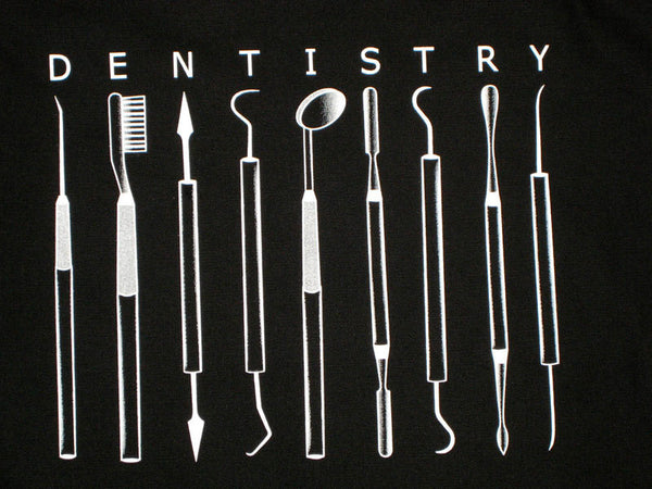 Dentistry Tools Tote Bags