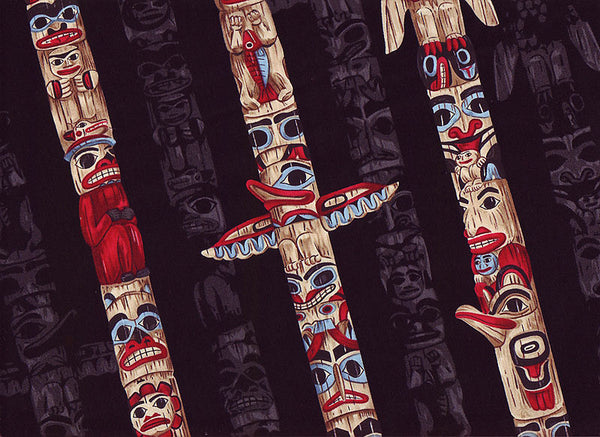 Close-up Stethoscopes Covers Totem Pole