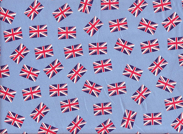 Close-up Scrub Caps Union Jack UK