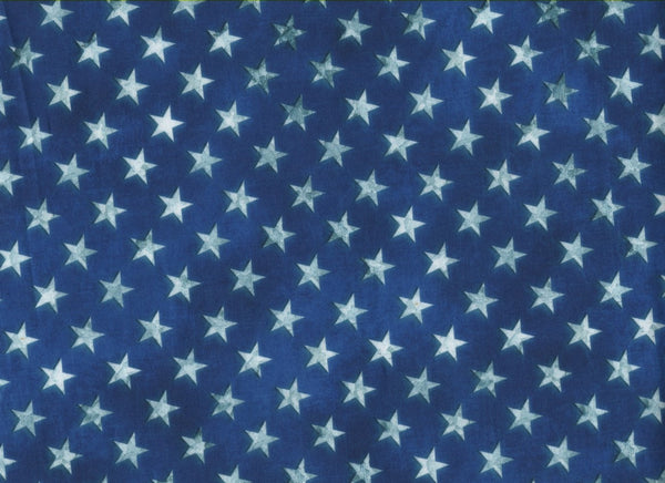 Close Up Stars and Stripes