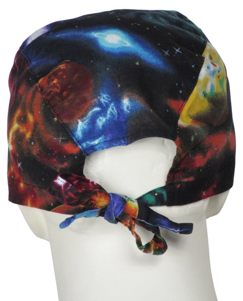 Surgical Cap Solar Galaxy