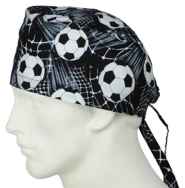 Surgical Caps Soccer Balls 2