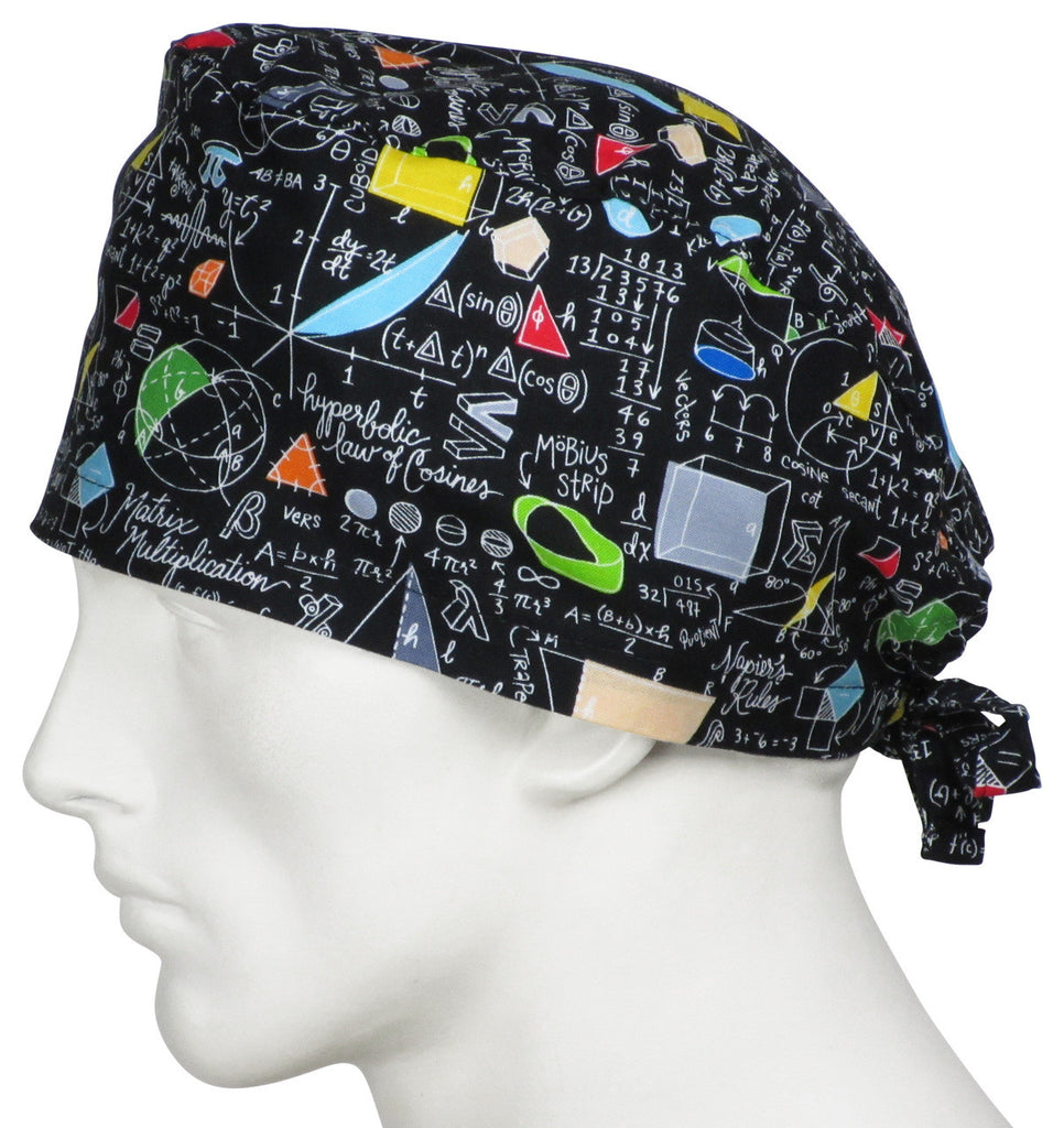 Scrub Hats Mathematics