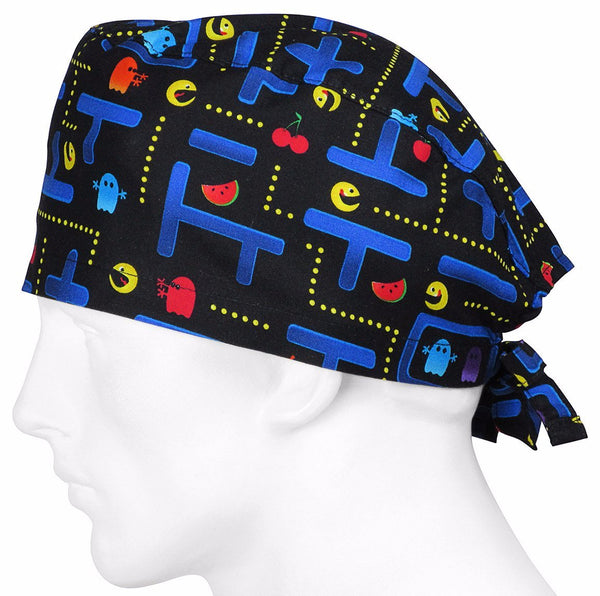 Scrub Hats Arcade Wizards