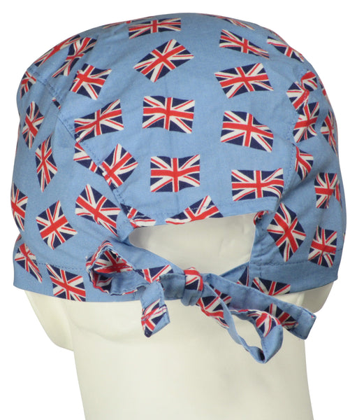 Scrubs Cap Union Jack UK