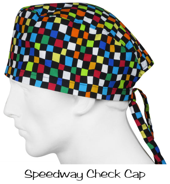 Surgical Cap Speedway Check