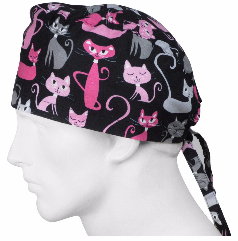 Surgical Hat Feline Cats