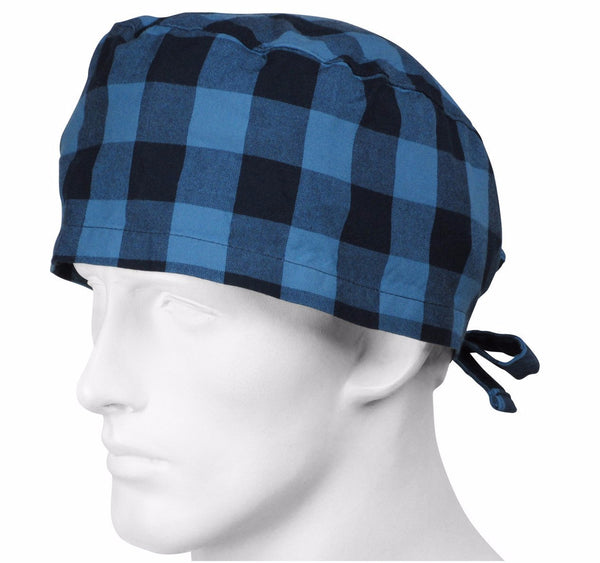 Scrub Hats Buffalo Blue