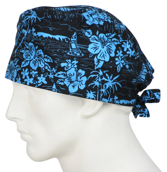 Scrub Caps Windward Islands