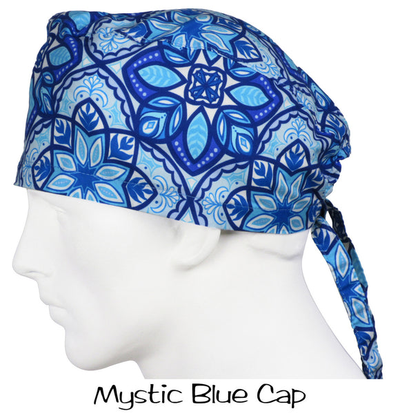 Surgical Hat Mystic Blue