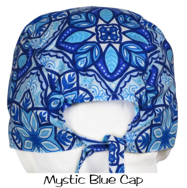Surgical Hats Mystic Blue