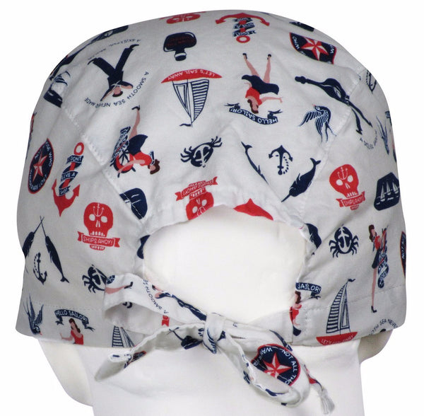 Surgical Hats Sailors Day