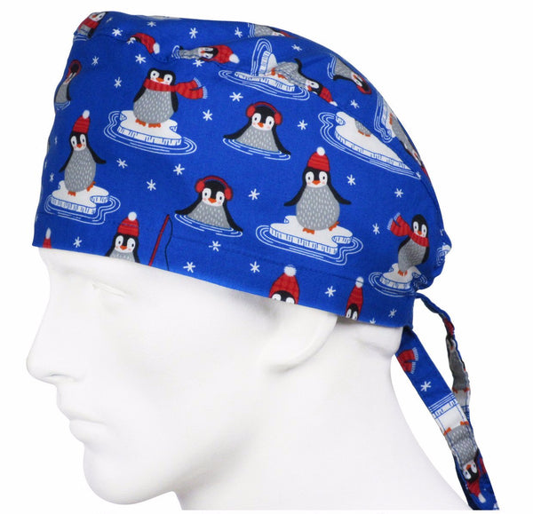 Surgical Caps Polar Penguins