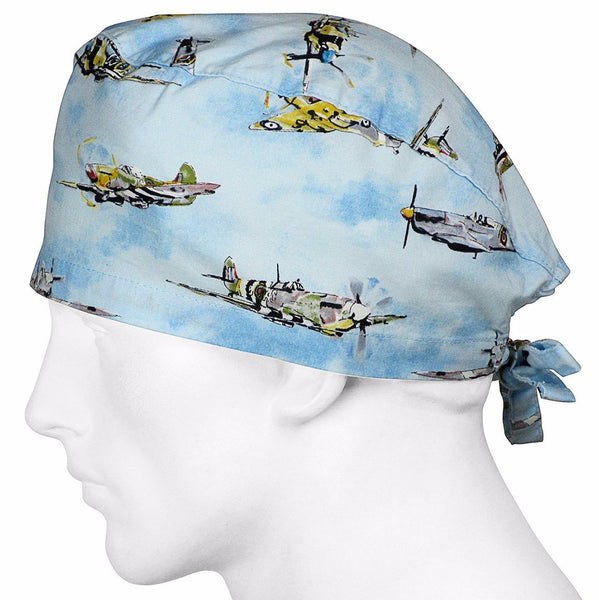 Scrub Caps Fighter Squadron