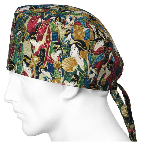 Scrub Surgical Hats Imperial Dynasty