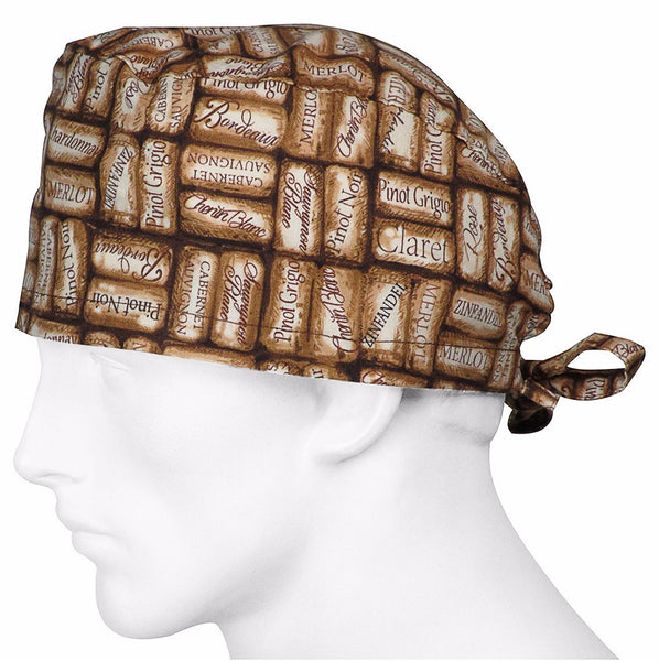 Surgical Hats Wine Corks